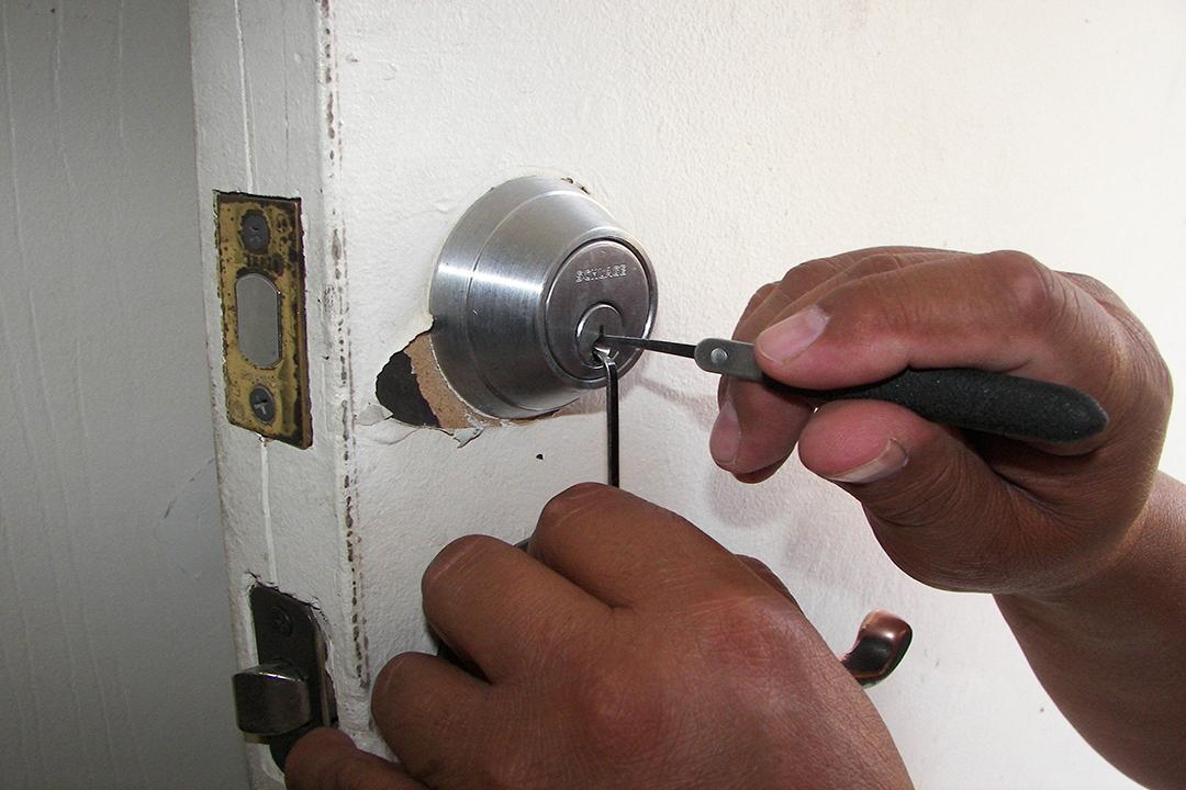 Pronto intervento fabbro con riparazione serrature
